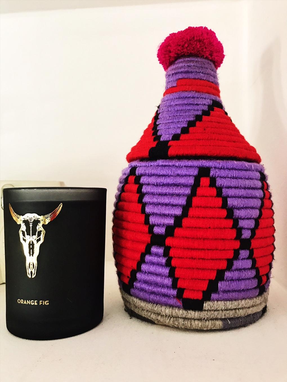 Emma's Moroccan pot